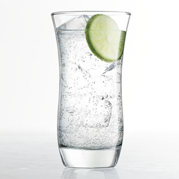 Food Network™ Hourglass 4-pc. Pilsner Glass Set