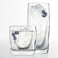 Food Network™ Drench 16 pc Glassware Set