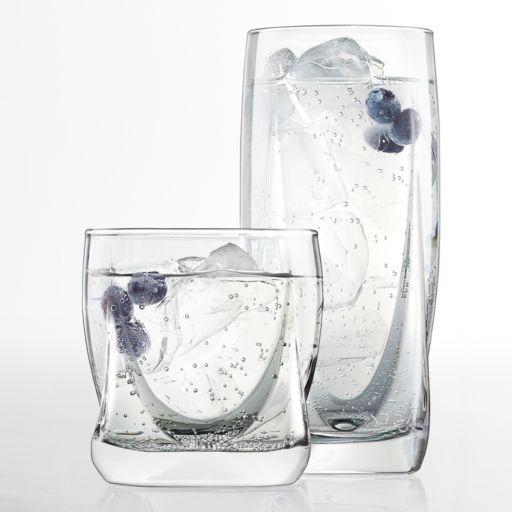 Food Network™ Drench 16-pc. Glassware Set
