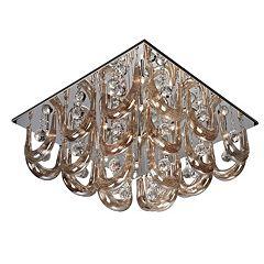 Lite Source Inc. 14' Pasquale Flush Mount Ceiling Light