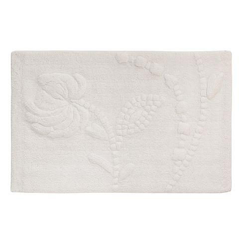 Creative Bath Eyelet Bath Rug