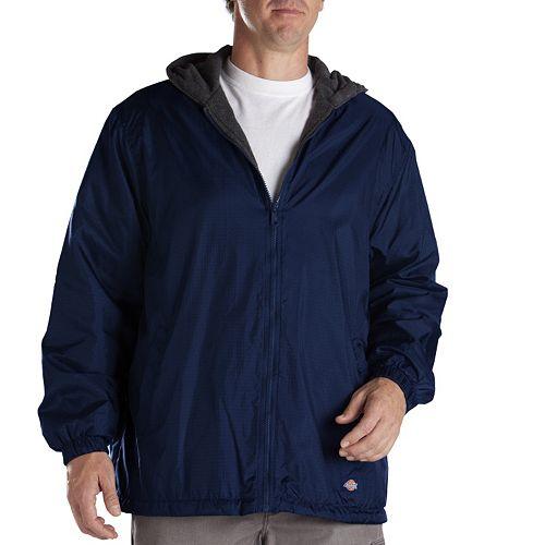 Men's Dickies Fleece-Lined Hooded Jacket