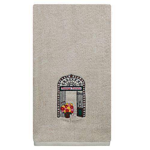 Creative Bath Rue De Rivoli Bath Towel