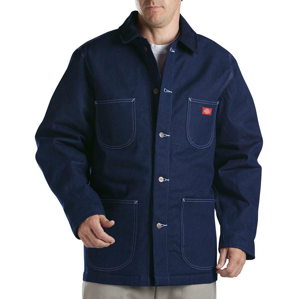 Men's Dickies Lined Denim Jacket