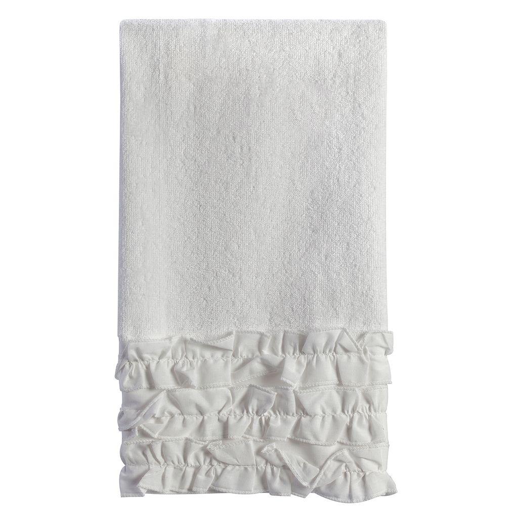 Creative Bath Ruffles Hand Towel