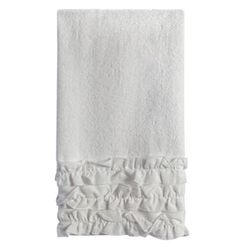 Creative Bath Ruffles Hand Towel