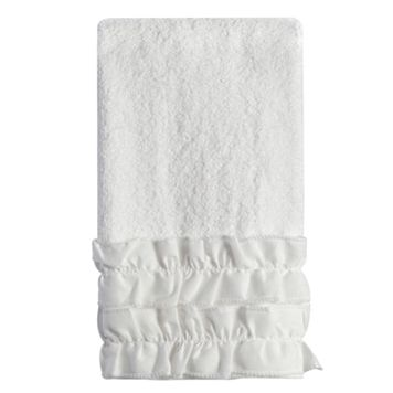 Creative Bath Ruffles Fingertip Towel