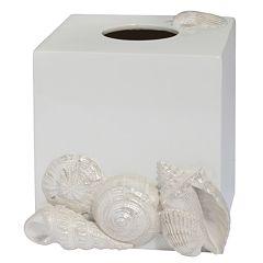 Creative Bath Seaside Tissue Cover
