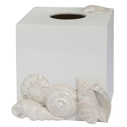 Creative Bath Seaside Tissue Cover