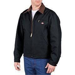 Men's Dickies Duck Blanket-Lined Jacket
