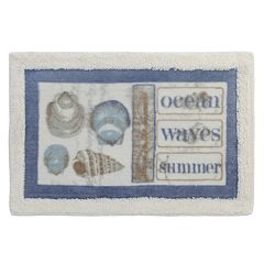 Creative Bath Seaside Bath Rug