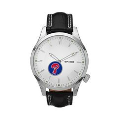 Sparo Watch - Men's Icon Philadelphia Phillies Leather