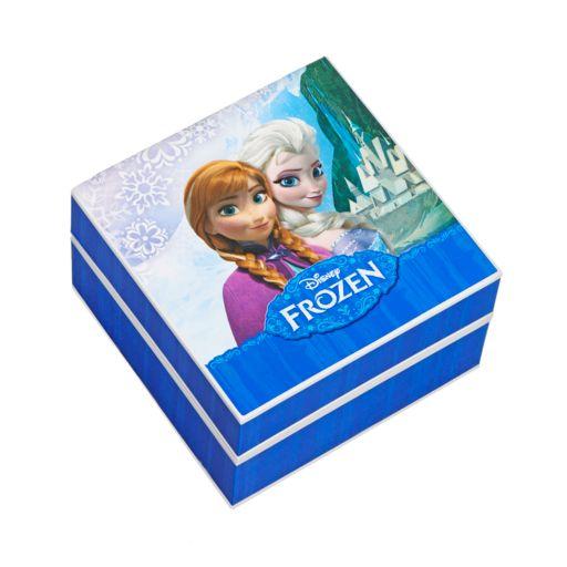 Disney Frozen Elsa and Anna Kids' Digital Light-Up Watch