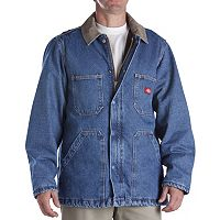 Men's Dickies Denim Chore Jacket
