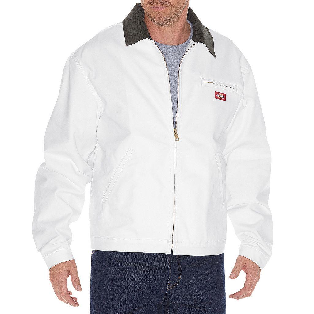 Men's Dickies Flannel-Lined Painter Jacket