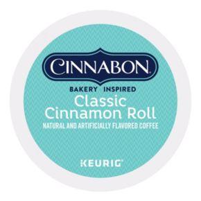 Keurig® K-Cup® Cinnabon Classic Cinnamon Roll Light Roast Coffee Pod - 18-pk.