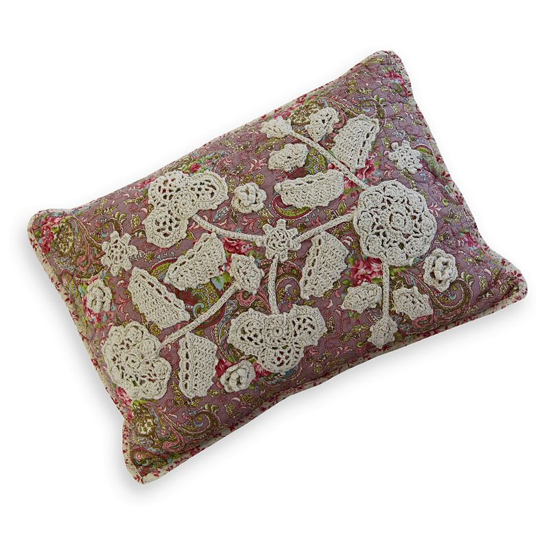 Pink Decorative Pillow Kohl s