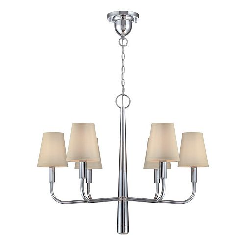 Lite Source Inc. Marquise 6-Light Chandelier