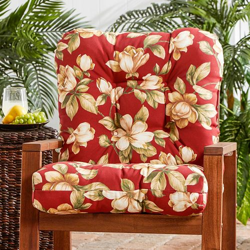 Greendale Home Fashions Seat & Back Outdoor Chair Cushion