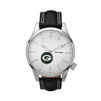 Sparo Watch - Men's Icon Green Bay Packers Leather