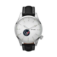 Sparo Watch - Men's Icon Houston Texans Leather