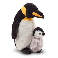 Melissa & Doug Webber Penguin Plush Toy