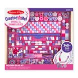 Melissa & Doug Deluxe Collection - Wooden Bead Set
