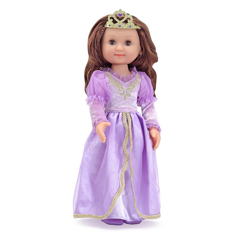 Melissa and Doug Larissa 14-in. Princess Doll