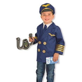 Melissa & Doug Pilot Role Play Costume