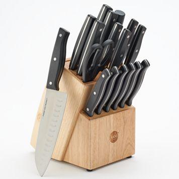 Food Network™ 18-pc. Triple-Riveted Cutlery Set