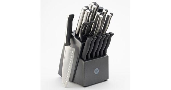 Food Network 18 Pc Soft Grip Cutlery Set