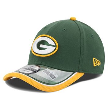 New Era Green Bay Packers Sideline 39THIRTY Cap - Adult