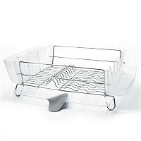 OXO® Good Grips® Folding Stainless Steel Dish Rack