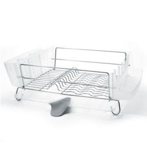 OXO Good Grips Folding Stainless Steel Dish Rack