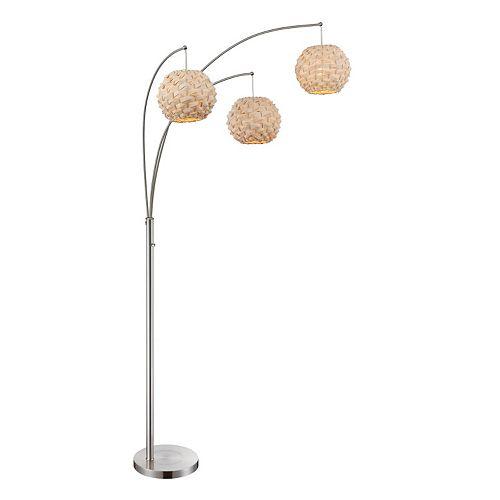 Lite Source Inc. Linterna Arch Floor Lamp
