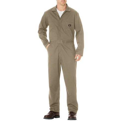 Men's Dickies Twill Coverall