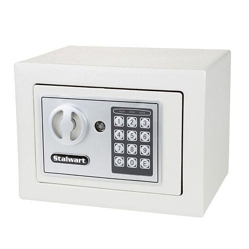 Stalwart Electronic Deluxe Digital Steel Safe
