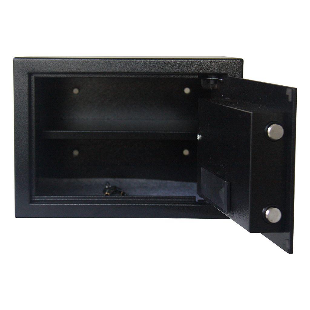 Stalwart Electronic Fingerprint and Digital Steel Safe