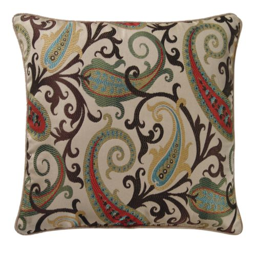 M. Kennedy Home Grand Estate Decorative Pillow