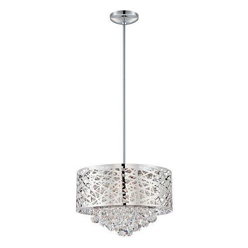 Lite Source Inc. Benedetta Pendant Ceiling Lamp