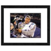 "Seattle Seahawks Malcom Smith Super Bowl XLVIII Framed 11"" x 14"" Player Photo"