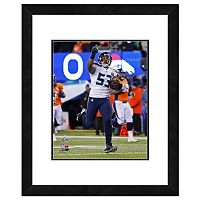 Seattle Seahawks Malcom Smith Super Bowl XLVIII Framed 14