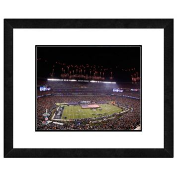 Super Bowl XLVIII Opening Ceremonies Framed 11