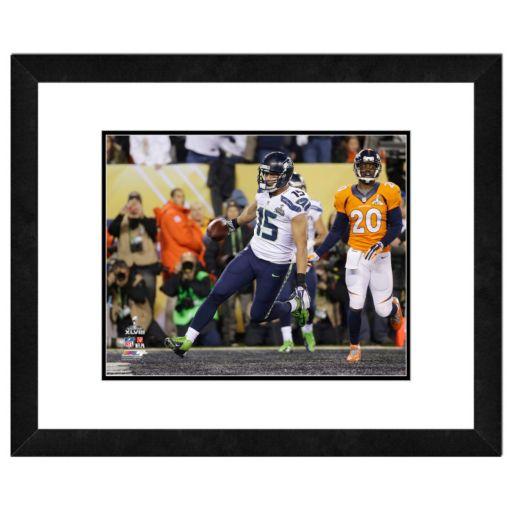 "Seattle Seahawks Jermaine Kearse Super Bowl XLVIII Framed 11"" x 14"" Player Photo"