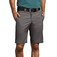 Men's Dickies Slim-Fit Flat-Front Work Shorts