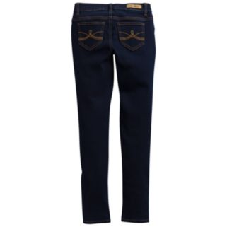 Girls' Plus Size Mudd® Embroidered Jeggings