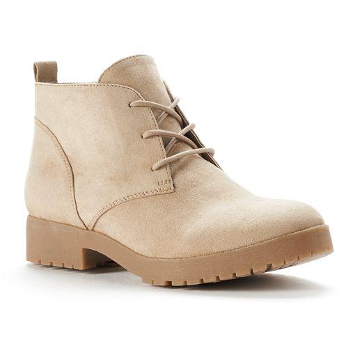 8e55a94661445 Unionbay Chukka Boots - Women