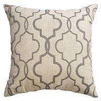 Softline Azure Tile Decorative Pillow