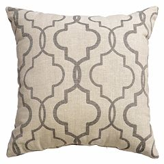 Softline Azure Tile Decorative Pillow