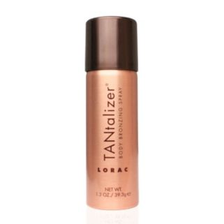 LORAC TANtalizer Body Bronzing Mini Spray